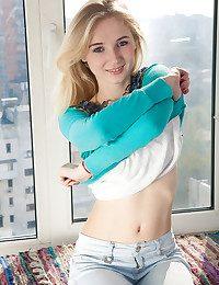 MetArt - Leona Babe BY..